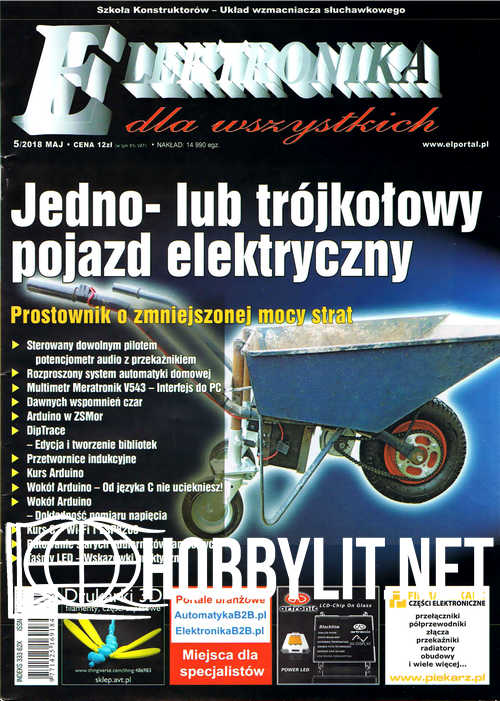 Elektronika Dla Wszystkich 2019-05