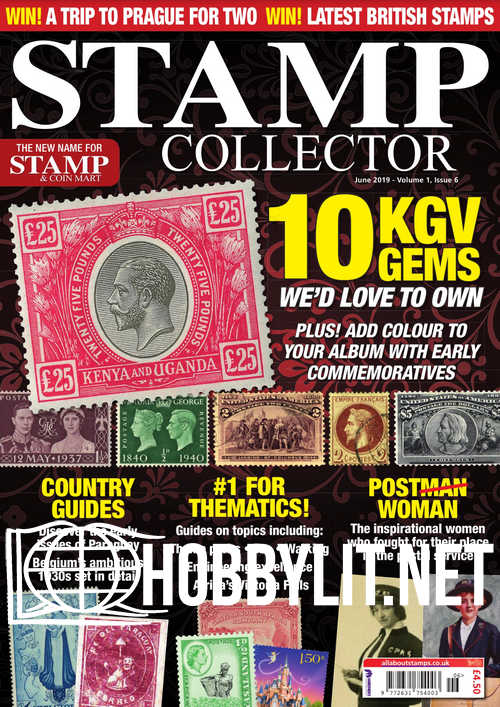 Stamp Collector - June 2019