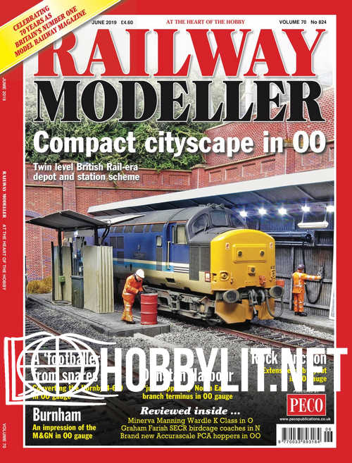 Railway Modeller - June 2019
