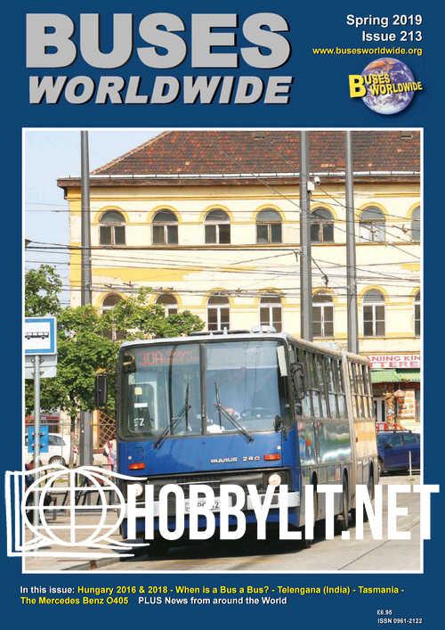 Buses Wordwide - Sprilg 2019