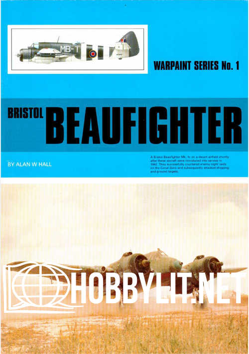 Warpaint Series No.1 - Bristol Beaufighter