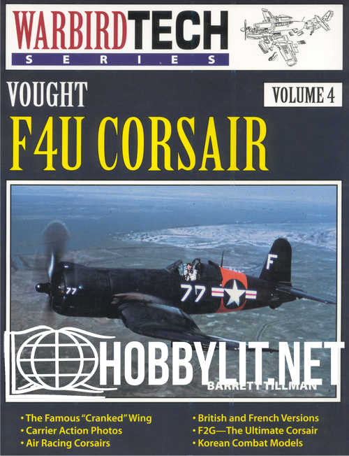 Warbird Tech 004 - Vought F4U