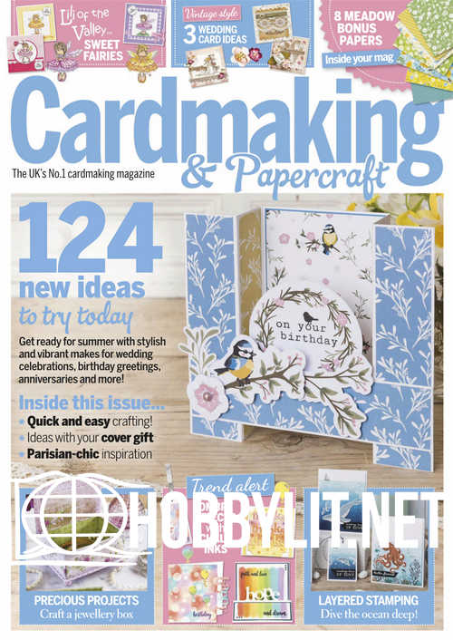 Cardmaking & Papercraft - June 2019