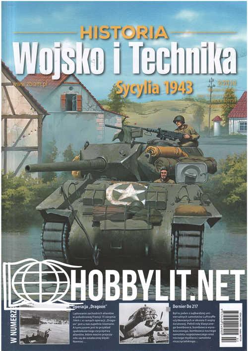 Wojsko i Technika Historia 2019-02