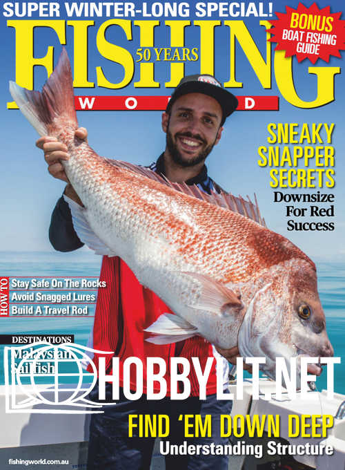 Fishing World - June 2019