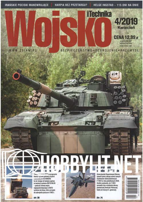 Wojsko i Technika 2019-04