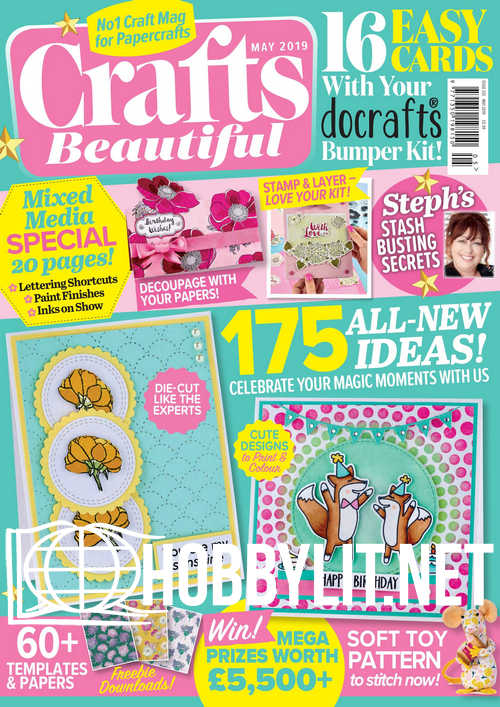 Crafts Beautiful – May 2019