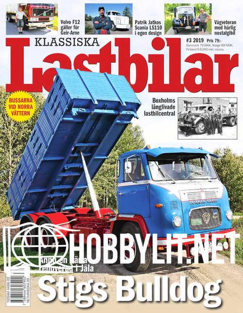 Klassiska Lastbilar 2019-03