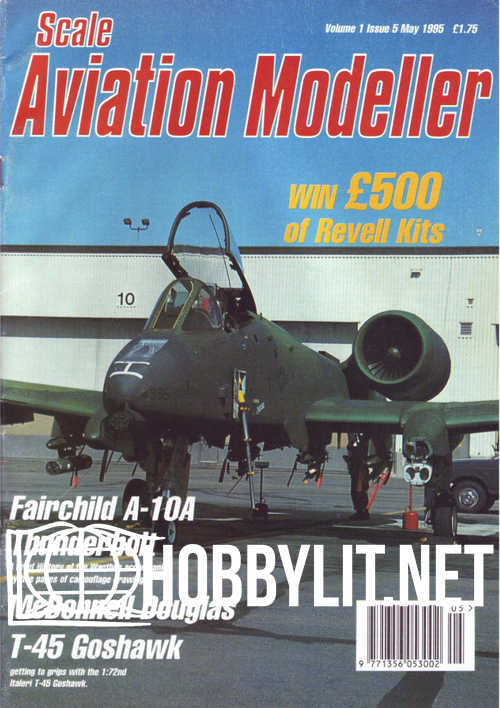Scale Aviation Modeller Volume 1 Issue 5 - May 1995