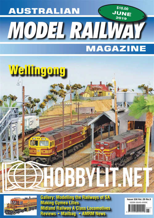 Australian Model Railway Magazine - June 2019