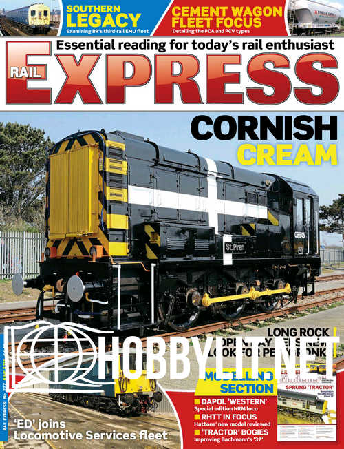 Rail Express - June 2019