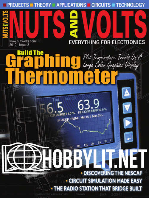 Nuts and Volts - March/April 2019