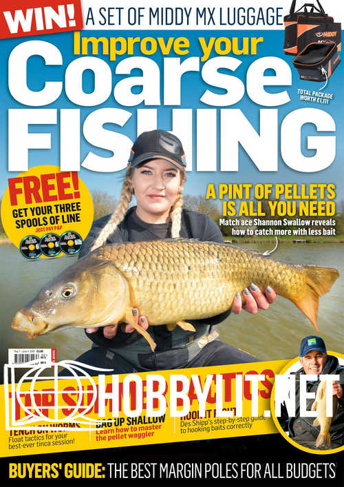 Improve Your Coarse Fishing Issue 350