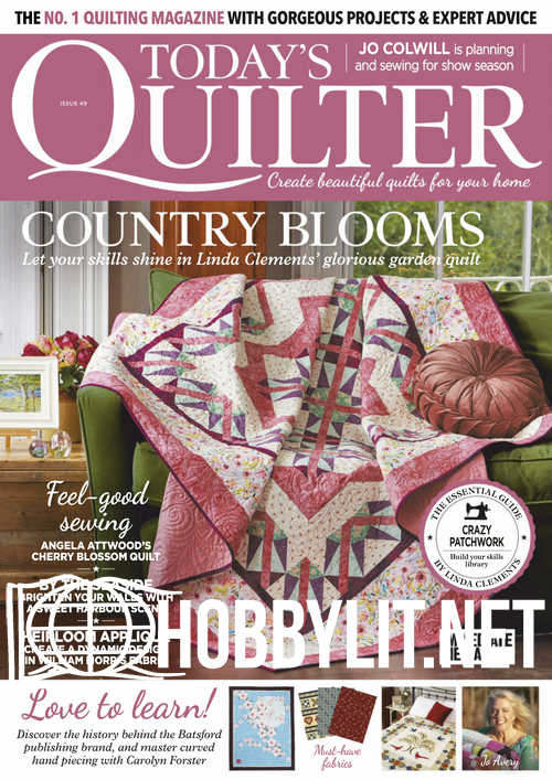Today's Quilter - Issue 49