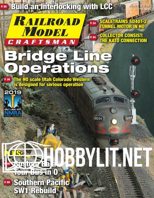 Railroad Model Craftsman - June 2019