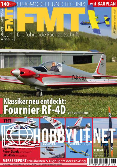 Flugmodell und Technik 2019-06