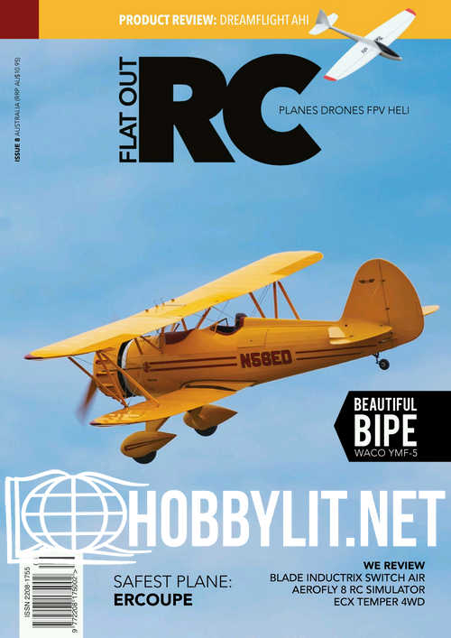 Flat Out RC Issue 8