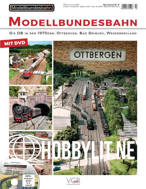 Modellbundesbahn 2019-02