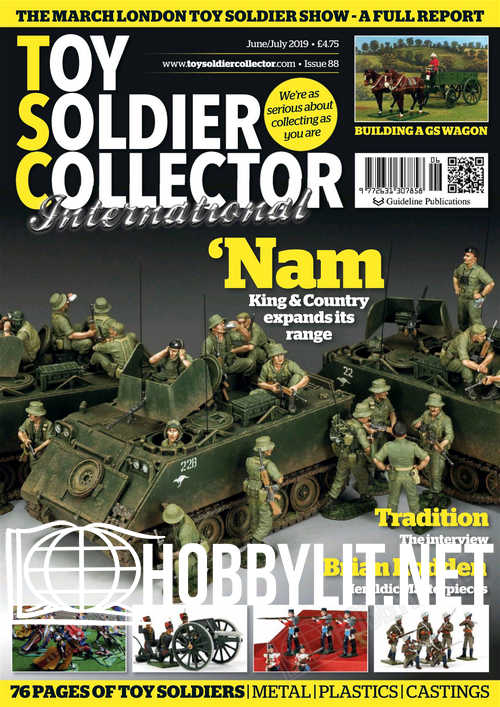 Toy Soldier Collector -June/July 2019