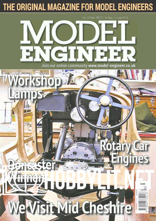 Model Engineer 4613 - 24 May 2019