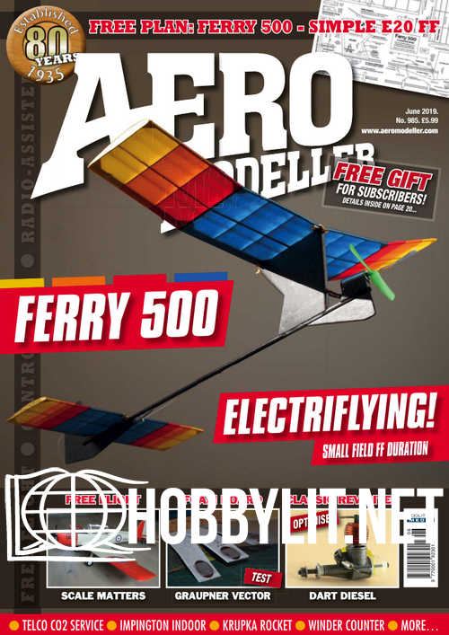 Aeromodeller - June 2019