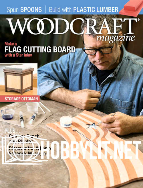 Woodcraft Magazine - June/July 2019