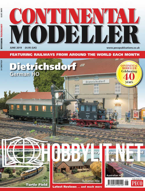 Continental Modeller - June 2019