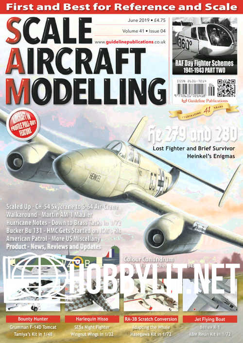 Scale Aircraft Modelling - June 2019