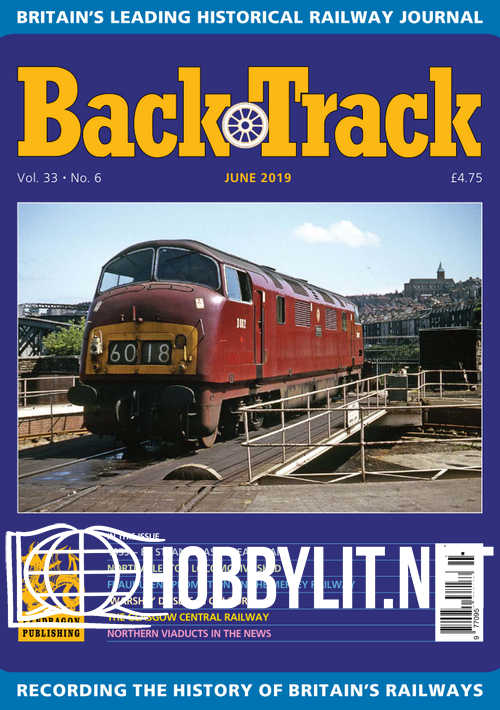 BackTrack - June 2019