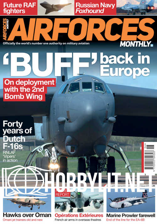 AirForces Monthly - June 2019