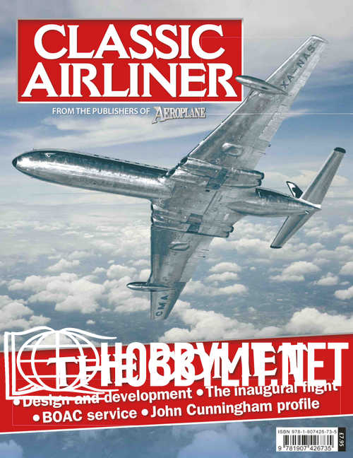 Classic Airliner Issue 1:  The Comet