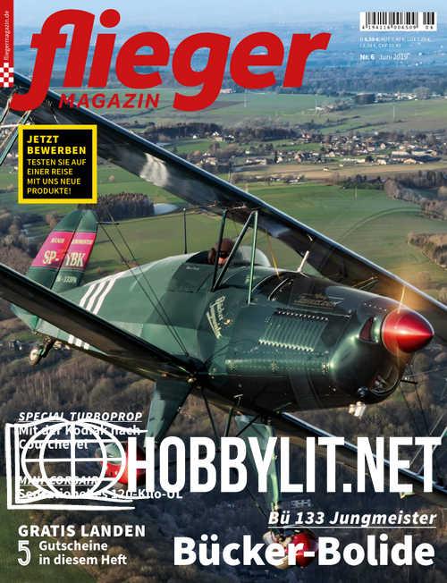 Fliegermagazin - Juni 2019
