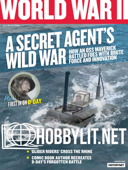 World War II Magazine  - August 2019