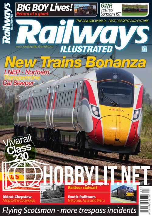 Railways Illustrated - July 2019