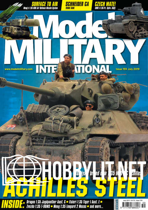 Model Military International Issue 159 - July 2019