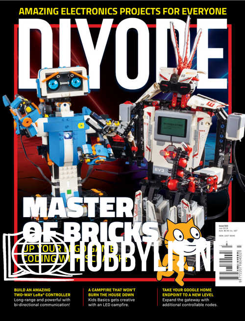 DIYODE Issue 023 - June 2019