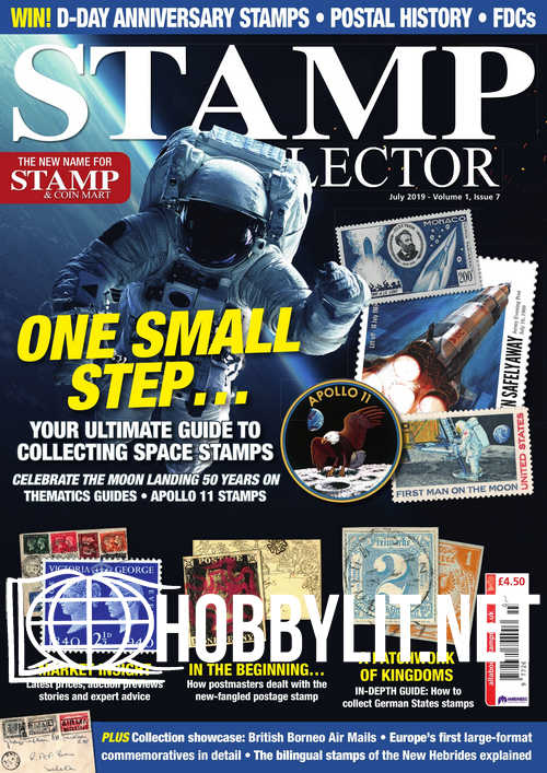 Stamp Collector - July 2019