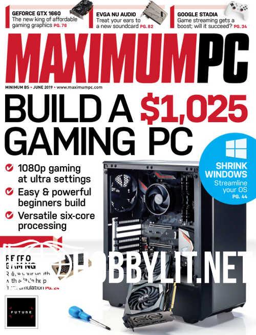 Maximum PC - June 2019