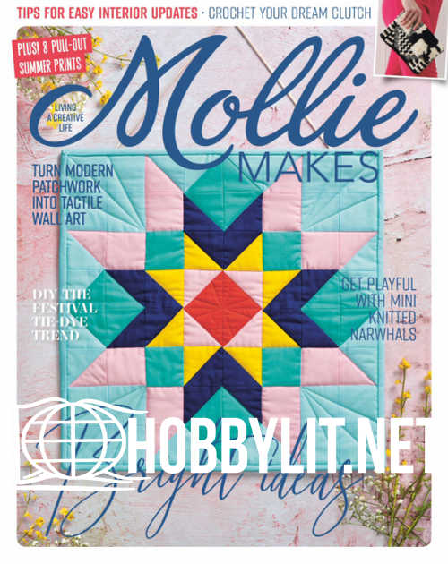 Mollie Makes Issue 107