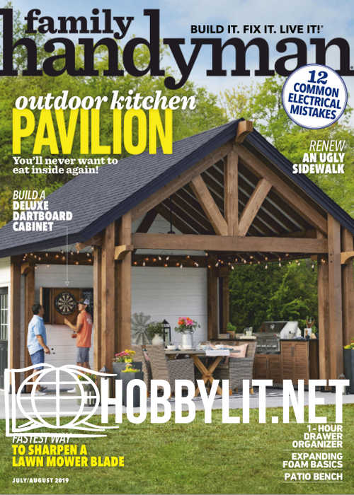 The Family Handyman - July/August 2019