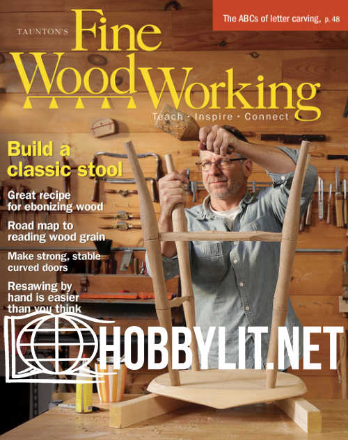 Fine Woodworking - May/June 2019