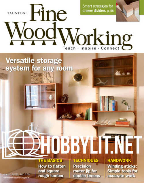 Fine Woodworking - July/August 2019