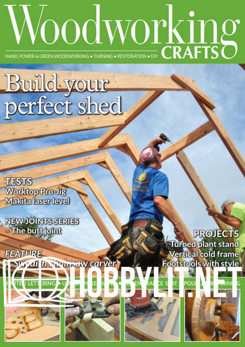 Woodworking Crafts Issue 53