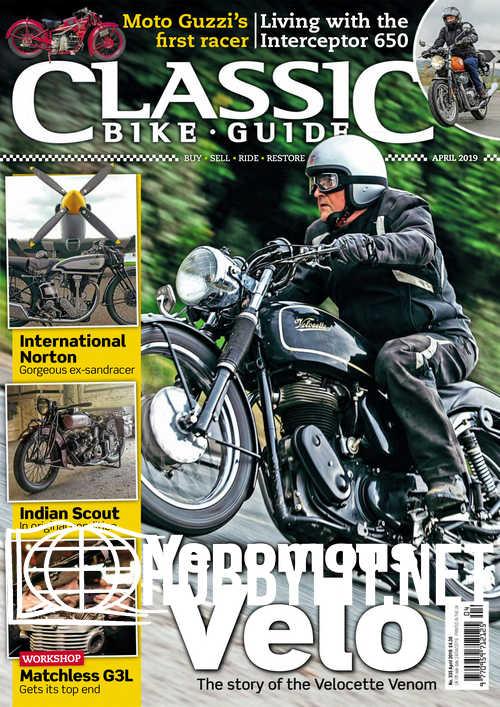 Classic Bike Guide - April 2019
