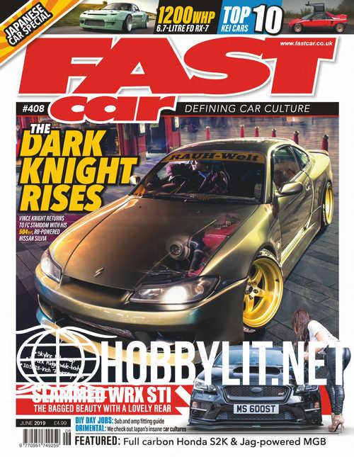 Fast Car - June 2019