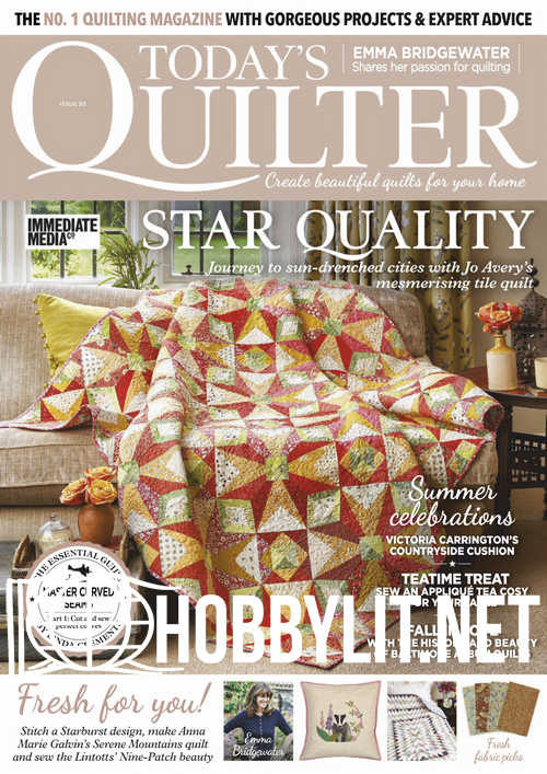 Today's Quilter Issue 50