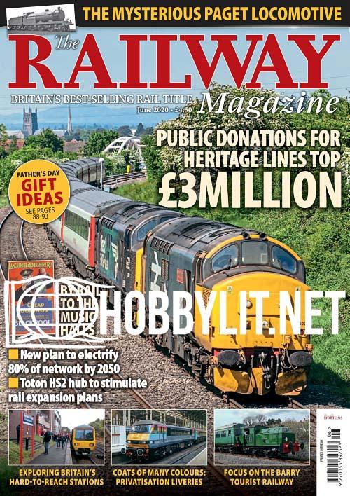 The Railway Magazine - June 2020