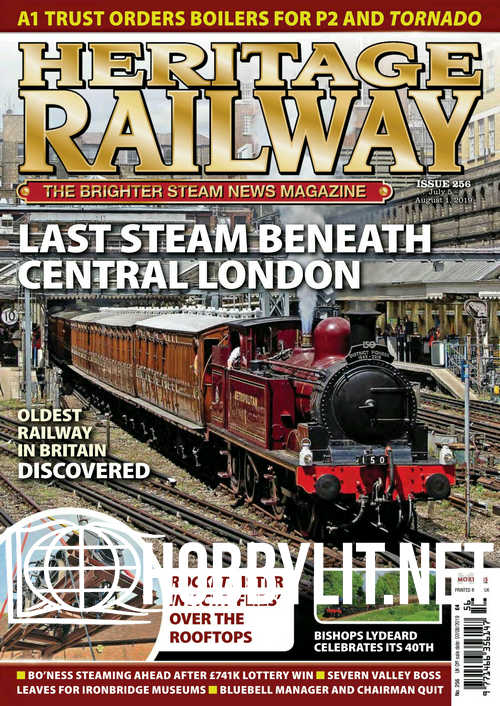 Heritage Railway - 5 July 2019