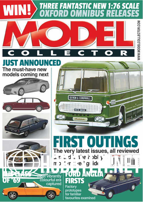 Modell Collector - August 2019