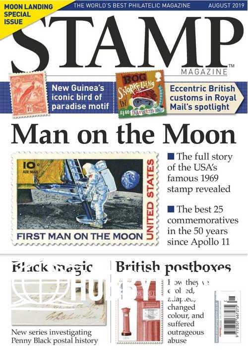 Stamp Magazine - August 2019